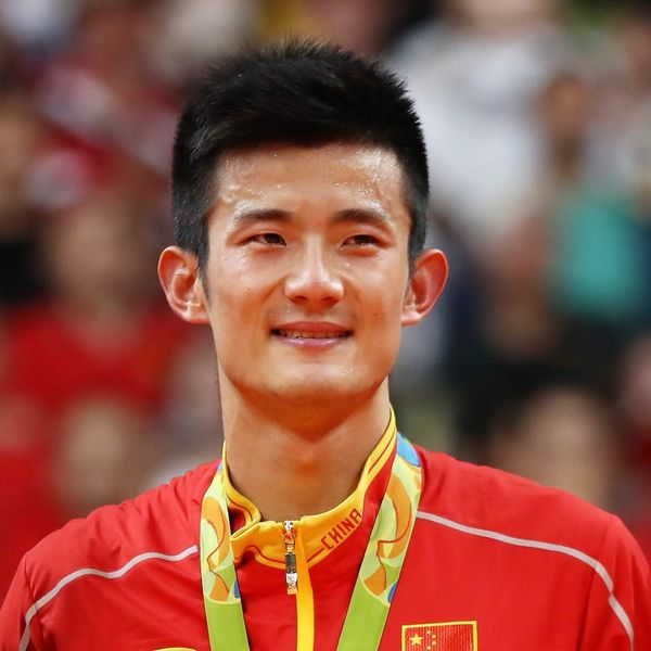 This Badminton Player's Reaction to Winning Gold Will Hit You Right in the Feels