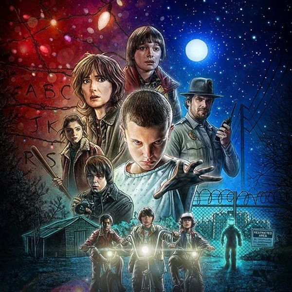 This Stranger Things News Will Have You Seriously Stoked for Season 2