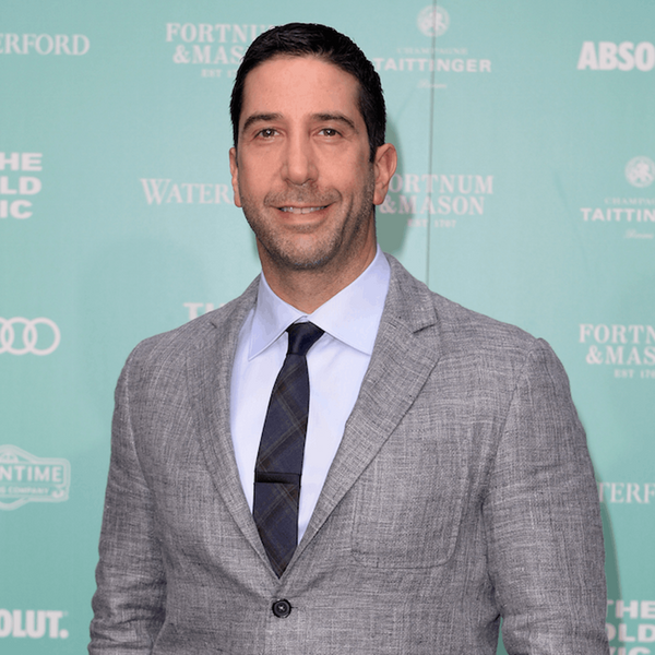 David Schwimmer's Take on His Famous Role in Friends Will Break Your Heart