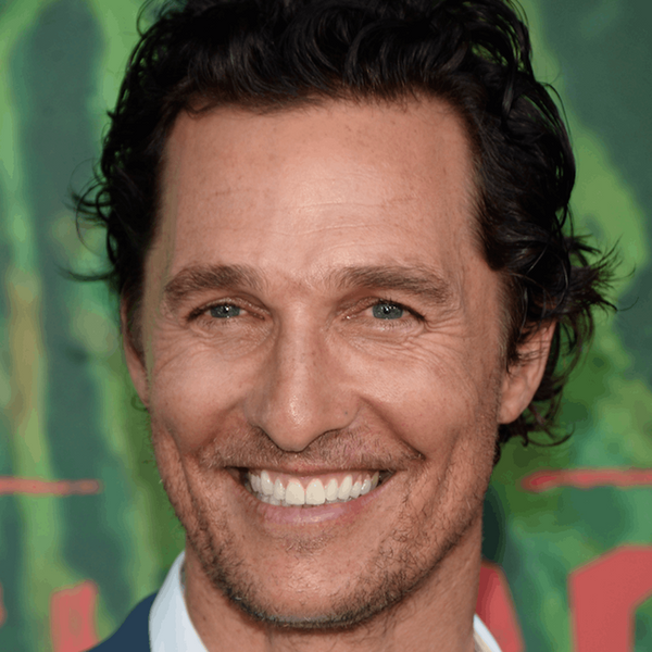 Matthew McConaughey Has a Secret YouTube Account That Will Make You Love Him Even More