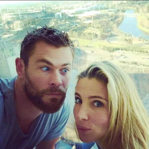 13 Times Chris Hemsworth and Elsa Pataky Were Low-Key the Cutest Celeb Couple on Instagram
