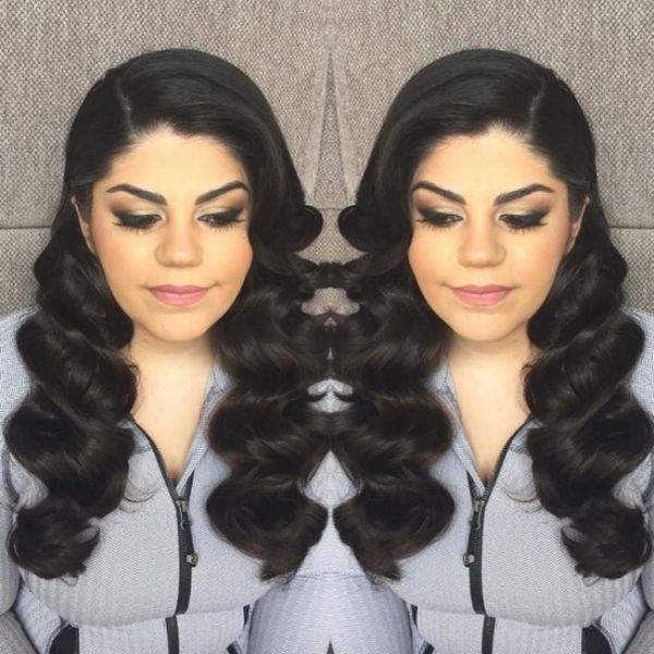 10 Ways to Rock Old Hollywood Hair for Your Wedding