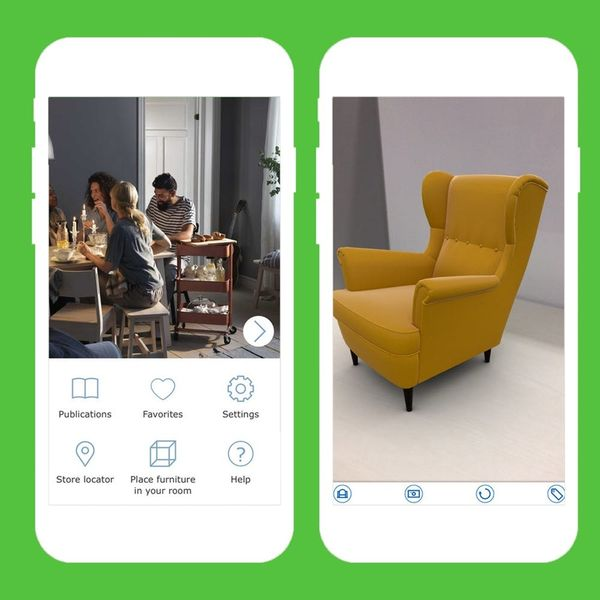 IKEA Has a New App You Should Download Before You Redecorate Your Home