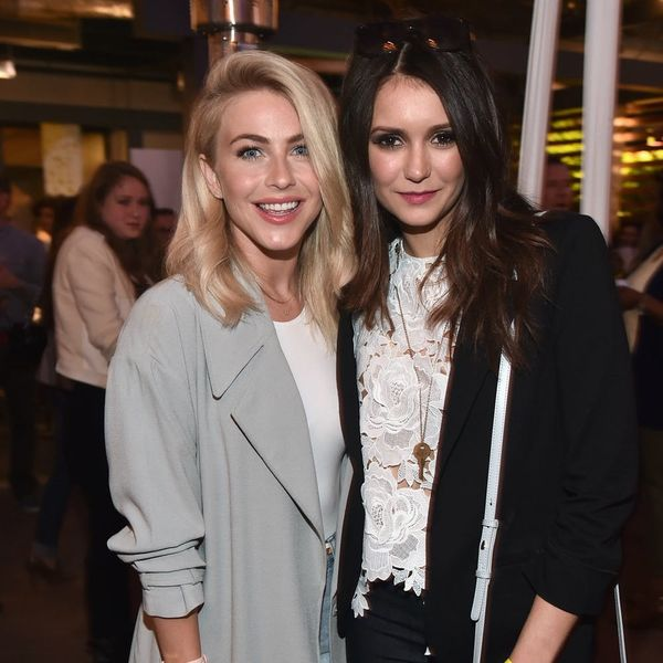 Julianne Hough and Nina Dobrev's Epic Lake Retreat Will Give You Serious #Vacay Goals