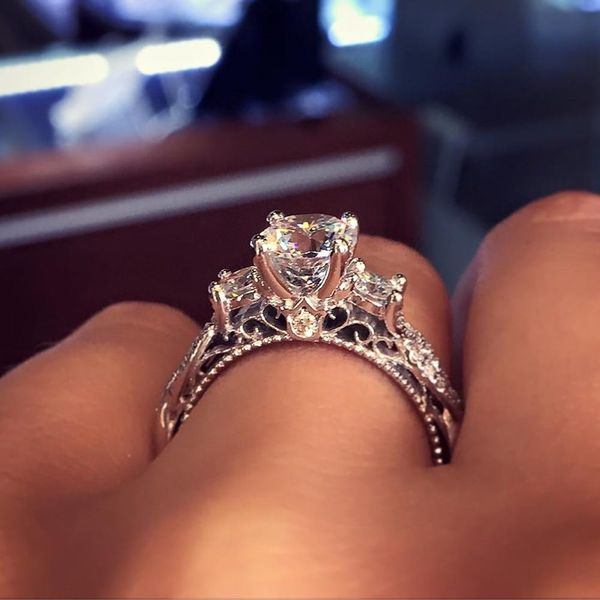 This Is the Most Popular Engagement Ring, According to Pinterest