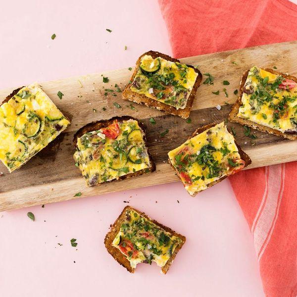 Make-Ahead Breakfast Hack: How to Make Sheet Pan Eggs