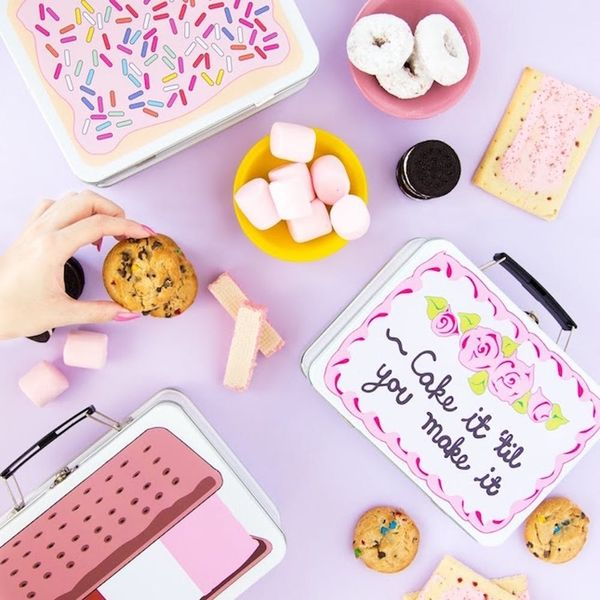 What to Make This Weekend: Plush Backpacks, Sweet Tooth Lunchboxes + More