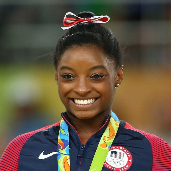 There's a Love Triangle Happening Between Simone Biles, Zac Efron and Her Olympic BF