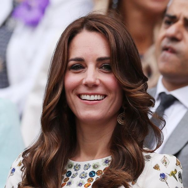 Kate Middleton's Gorgeous Blue Engagement Dress Is Back and Totally Affordable