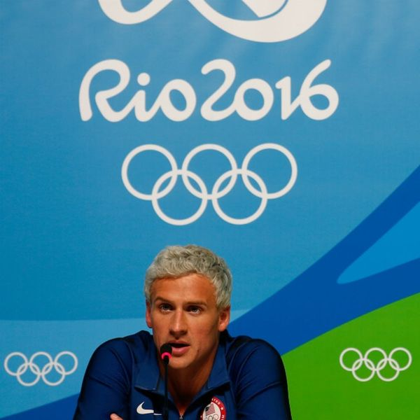 Here's the Unbelievable Update on Ryan Lochte's Robbery Story