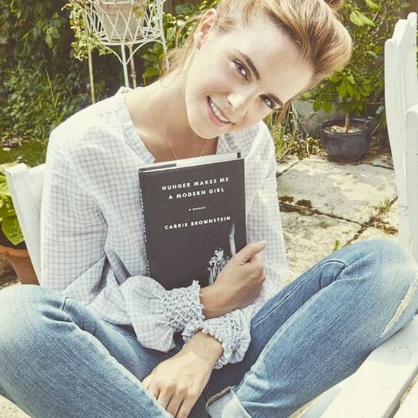 Emma Watson's Newest Book Club Pick Is Your Next Fall Read