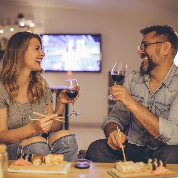 Expert-Approved Wine Pairing Tips Will Make Your Next Sushi Date a Serious Win