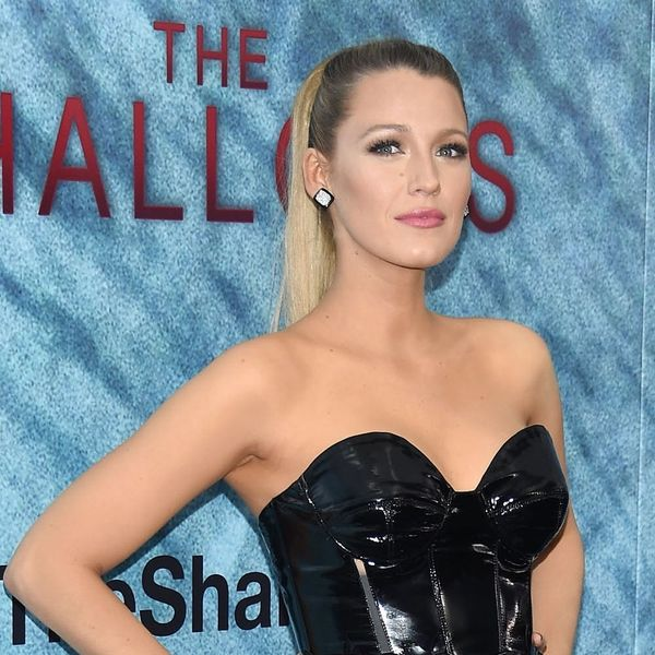 Blake Lively's Diet for The Shallows Was Actually Totally Doable