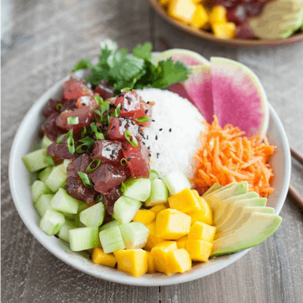 These 11 Fast and Easy Poke Bowls Are What's for Lunch
