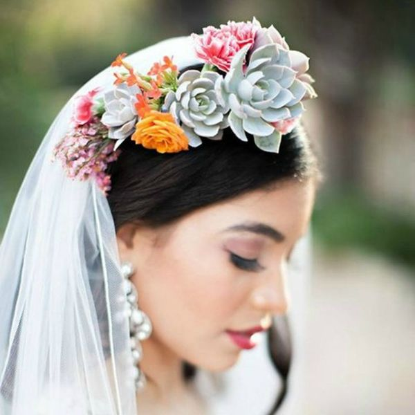 15 Unexpected Hairstyles That Are Perfect for Your Wedding Day