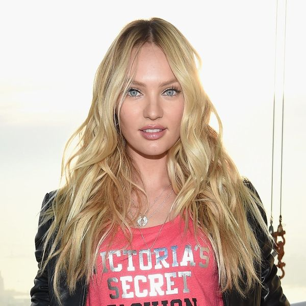 Candice Swanepoel Reveals Her Baby's Name at Her Safari-Themed Baby Shower