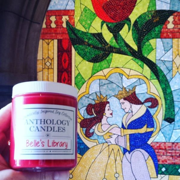 These Disney-Scented Candles Will Make Your Home Smell Absolutely Magical