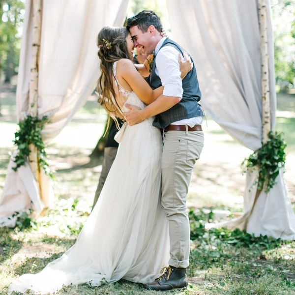 29 Earthy Chic Wedding Ideas You'll Obsess Over