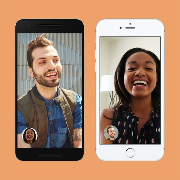 Google's New App Will Give Apple's FaceTime a Run for Its Money