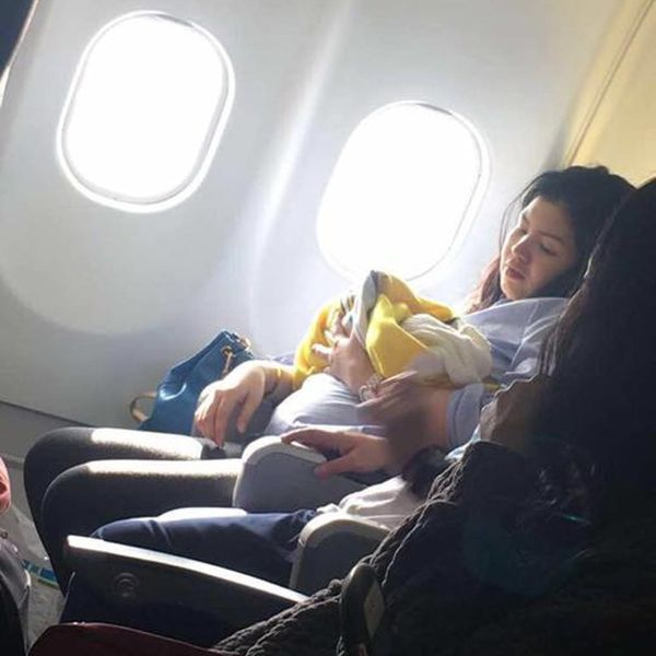 This Baby Who Was Born on a Plane Gets Free Flights for Life