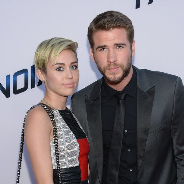 Miley Cyrus and Liam Hemsworth Have an Adorable Nickname for Themselves