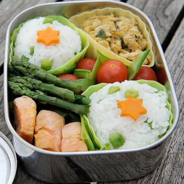 18 Easy Bento Box Lunches for the Ultimate Girl Boss