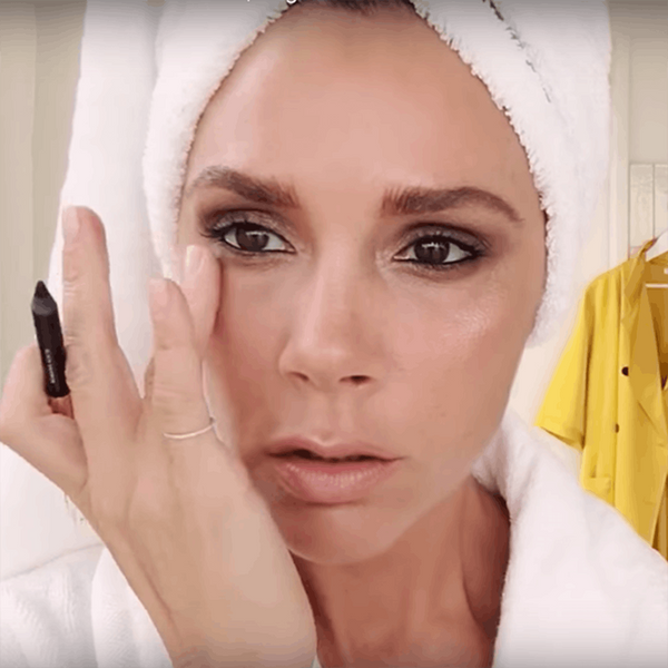 Victoria Beckham's 5-Minute Makeup Routine Is Mesmerizing to Watch