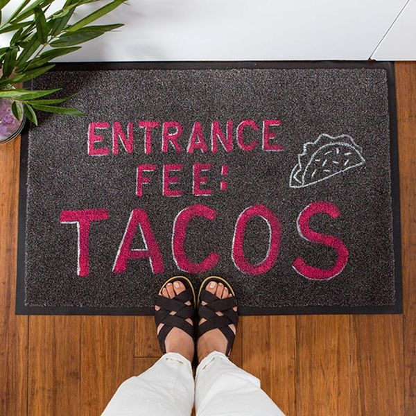 Get Dorm Room Ready With Sassy Doormats