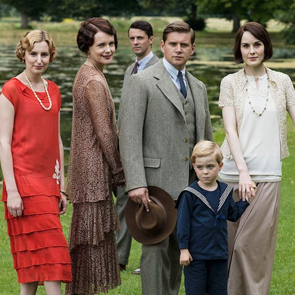 There *MIGHT* Be a Downton Abbey Movie in the Works!