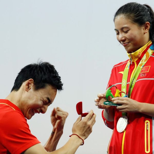 Morning Buzz! This Olympian Got Engaged After Winning a Silver Medal + More