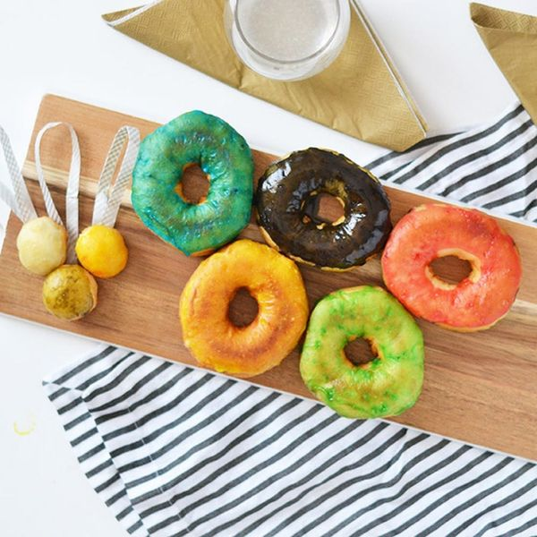 These Olympic Donuts Are Going to Win You a Gold Medal