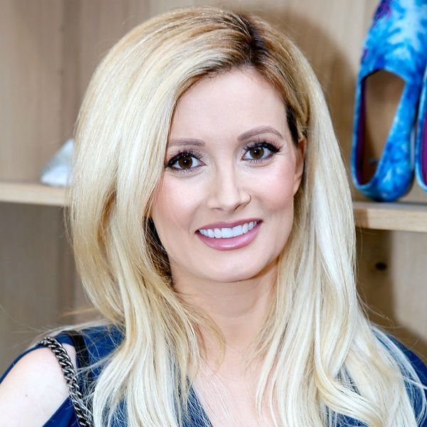 Holly Madison Gave Her Husband the Best Birthday Present Ever in the Form of a Bouncing Baby Boy