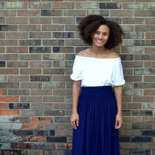 I Wore a Simple White T-Shirt for a Week, and Here's What Happened