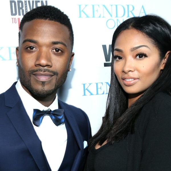 You Have to See the Non-Traditional Headpiece Princess Love Wore for Her Wedding to Ray J