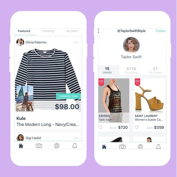 Here's the App That Will Let You Shop Taylor Swift's Closet