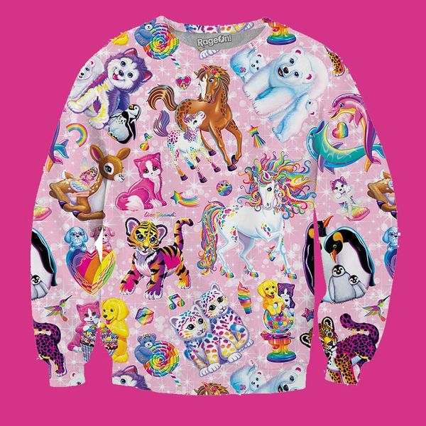 7 Pieces from the Lisa Frank Clothing Line You NEED in Your Closets Right Now