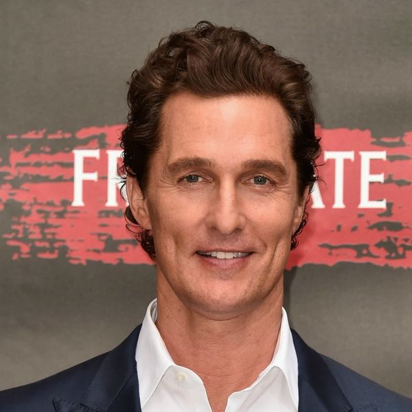 See Matthew McConaughey Act Out the Entire Range of Emotions You'll Feel While Watching the Olympic Games
