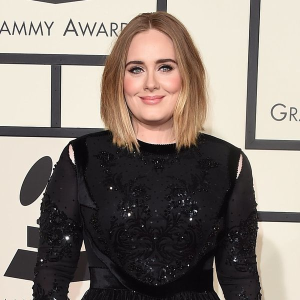 Watch As Adele Is Blown Away by Her Fan's Incredible Voice