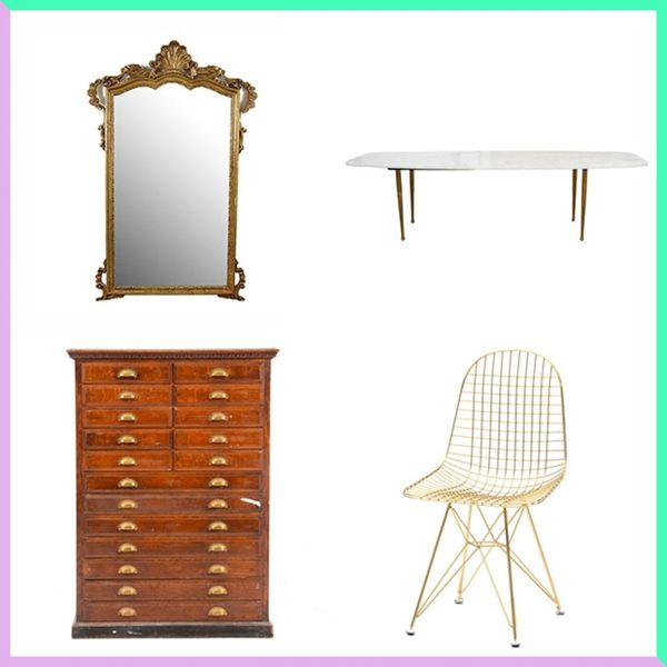This Is the Online Vintage Furniture Shop You NEED to Know About