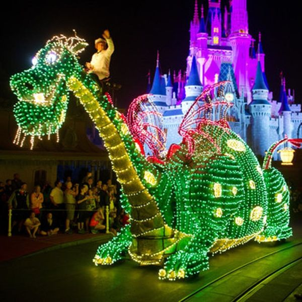 Say Goodbye to Disney World's Beloved Main Street Electrical Parade