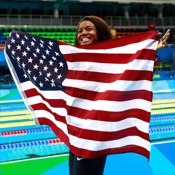 Simone Manuel Realizing She'd Won Gold Will Make You Cheer AND Cry