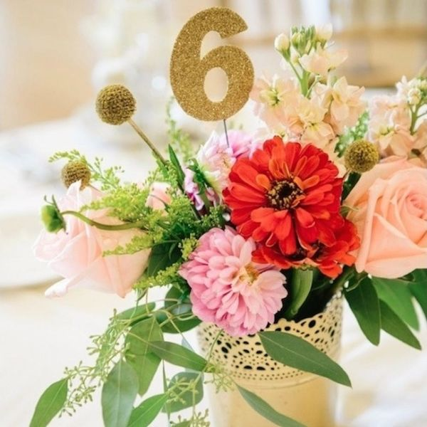 19 IKEA Flower Hacks to Brighten Up Your Wedding Decor