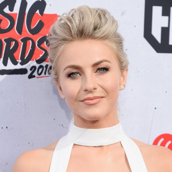 How to Stay in Julianne Hough's Great Shape by Eating Pizza