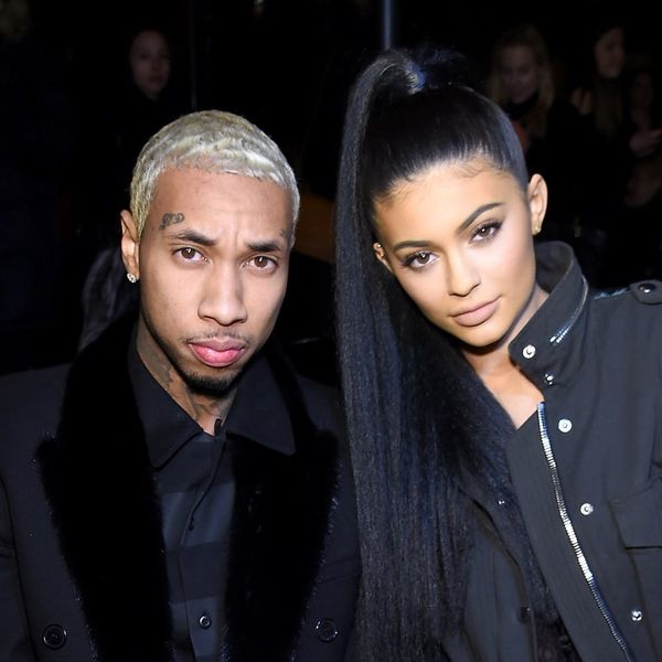 Kylie Jenner's B-Day Gift from Tyga Might Get Him Arrested