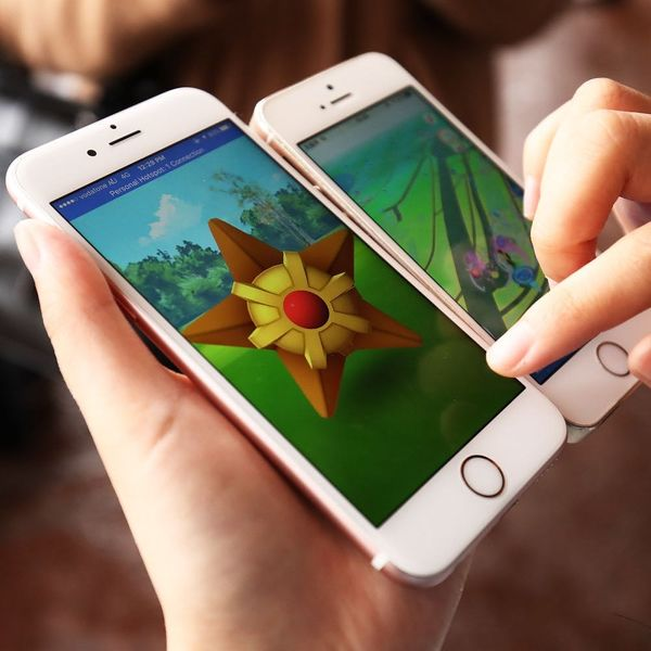 Bad News: Olympians Can't Play Pokemon Go in Rio