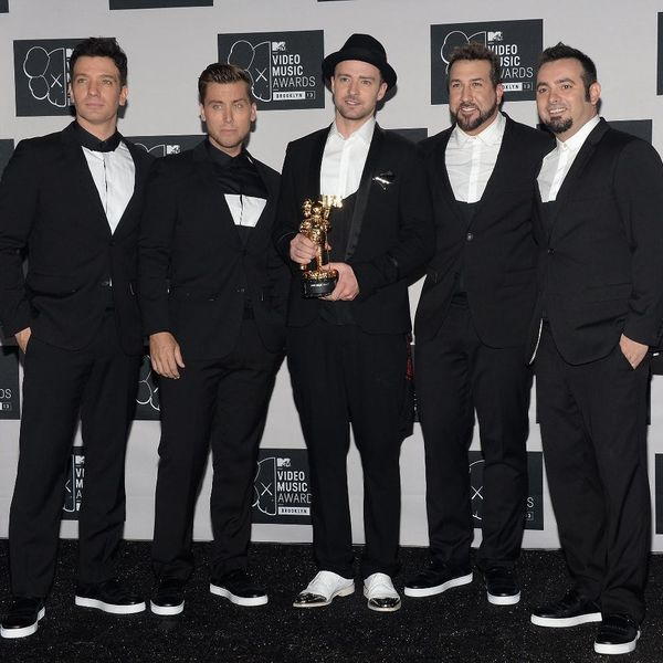 Justin Timberlake and *NSYNC Reunite for JC Chasez's 40th Birthday