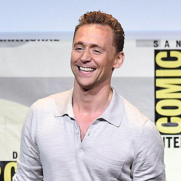 Tom Hiddleston Just Made a Kinda Awkward Instagram Debut