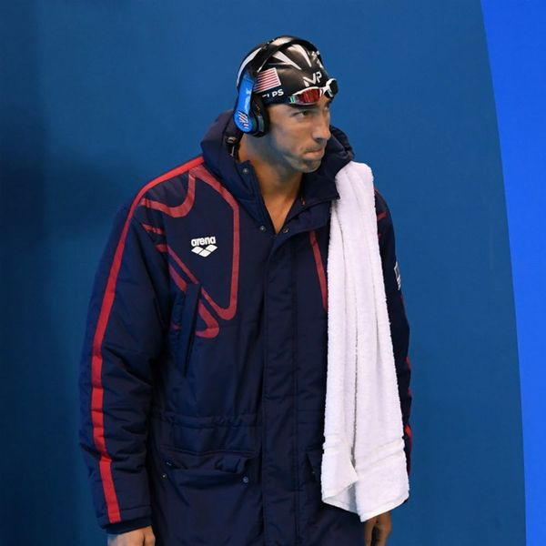 Twitter's Reaction to Michael Phelps' Game Face Is the Gift That Keeps on Giving