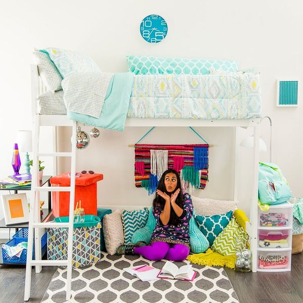 How Our Creative Director Would Deck Out Her Dorm Room If She Could Do It All Over Again