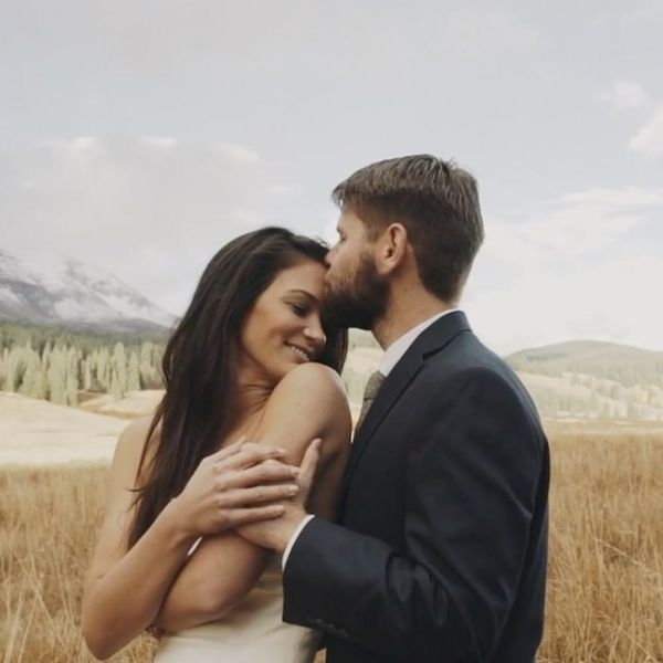 This Colorado Rockies Elopement Might Be the Most Romantic Wedding Video Ever
